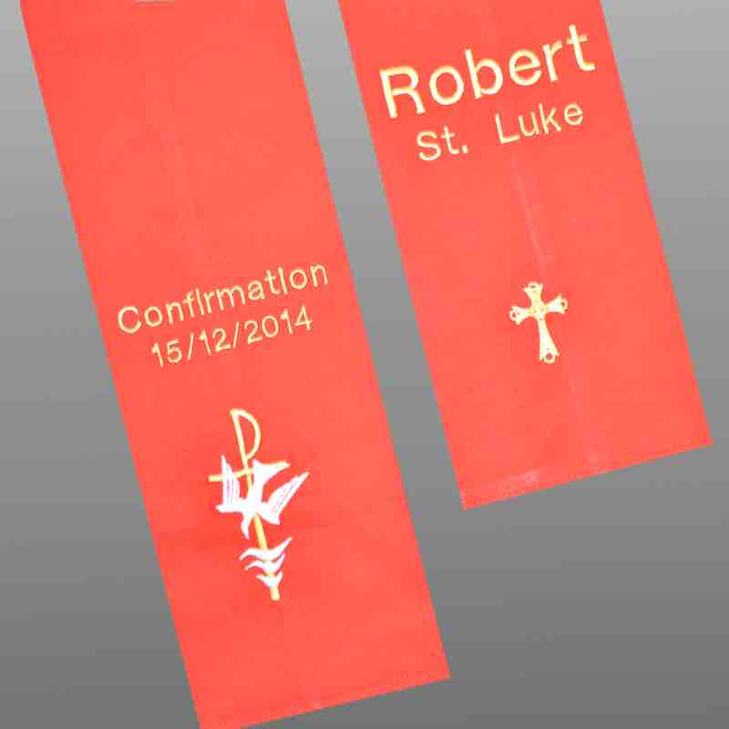 Confirmation Stole